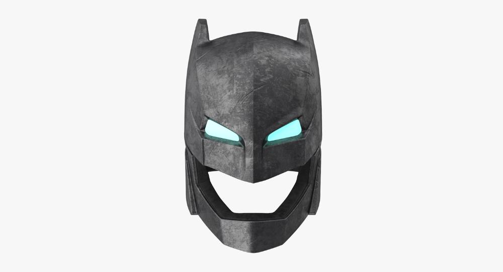 Max Batman Power Armor Helmet Power Armor Batman Armor