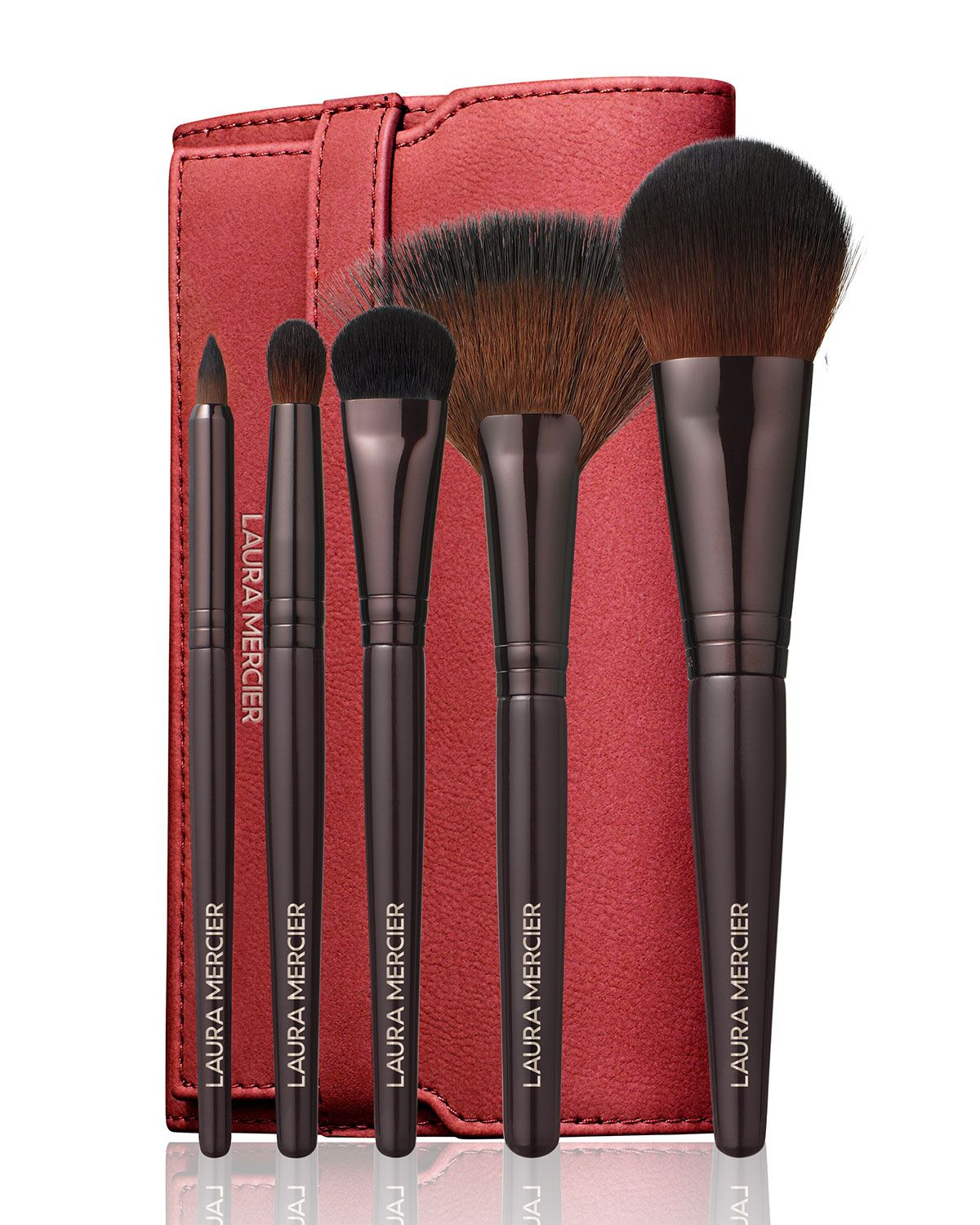 Paint The Town Luxe Makeup Brush Collection Laura
