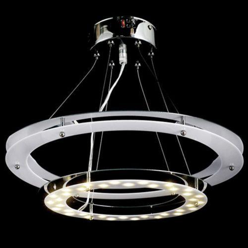 18W-LED-Design-Deckenleuchte-Leuchte-Deckenlampe-Kronleuchter-Decken-Lampe-45cm