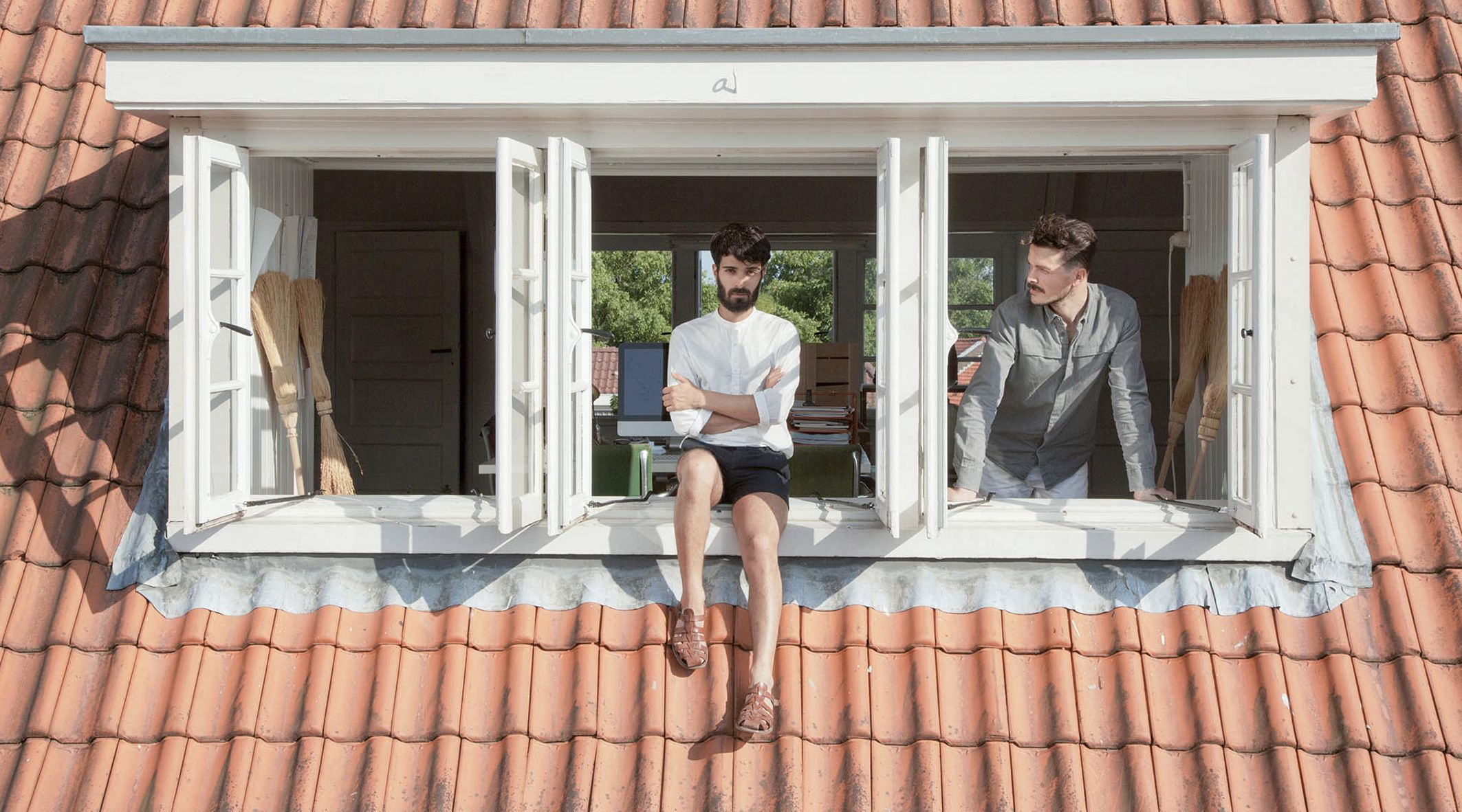 A MODO NOSTRO   L'Officiel  Interview with Formafantasma, the collective name of designers Andrea Trimarchi e Simone Farresin.