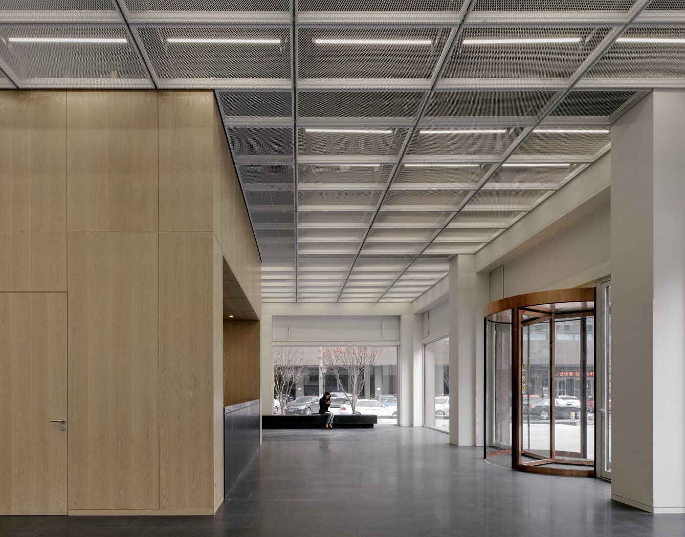 David Chipperfield Architects – Office building Moganshan Road ...