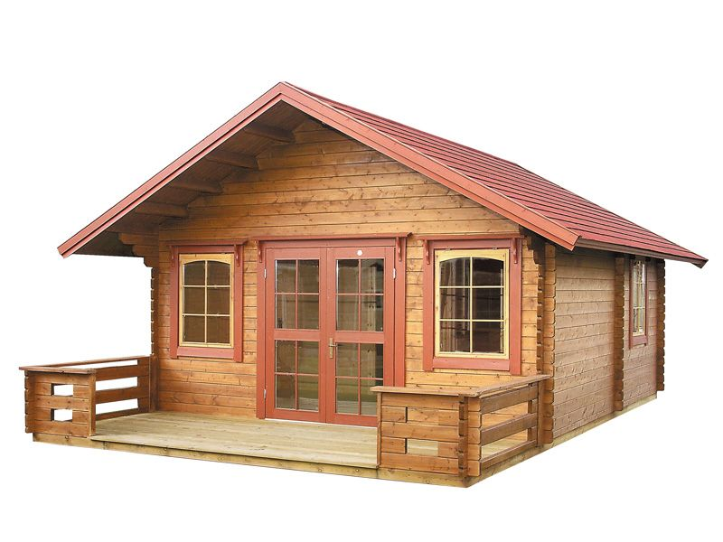 Exceptional GetawayPrefab Wooden Cabin Kit For Sale From Bzbcabinsandoutdoors.net Solid Wood  Cabin Kits For,