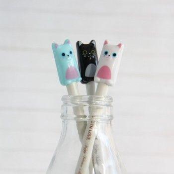 Bolígrafo Cute Cats