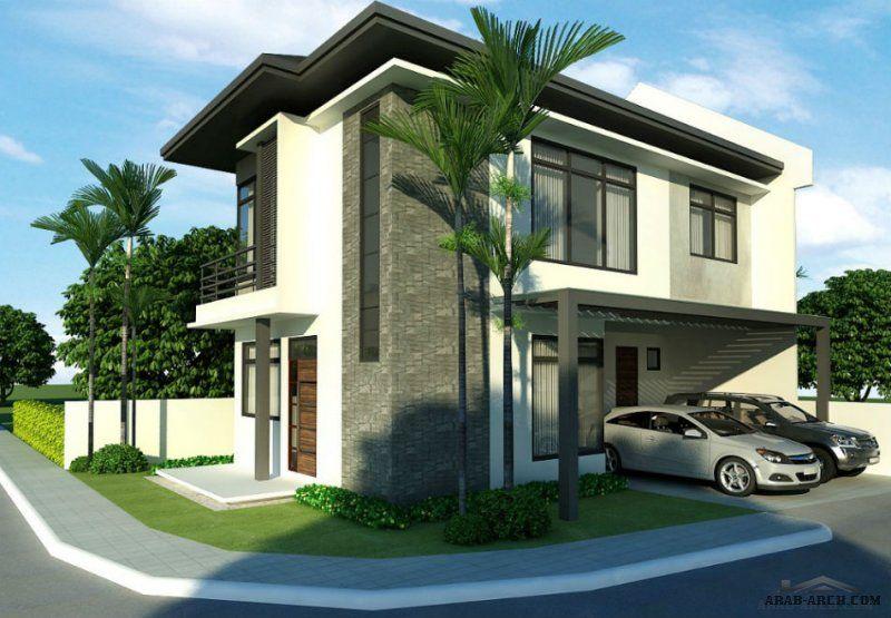 خريطة فيلا صغيرة المساحه تصميم مودرن 3 غرف نوم 1 ماستر Gold Living Room House Design Home Interior Design