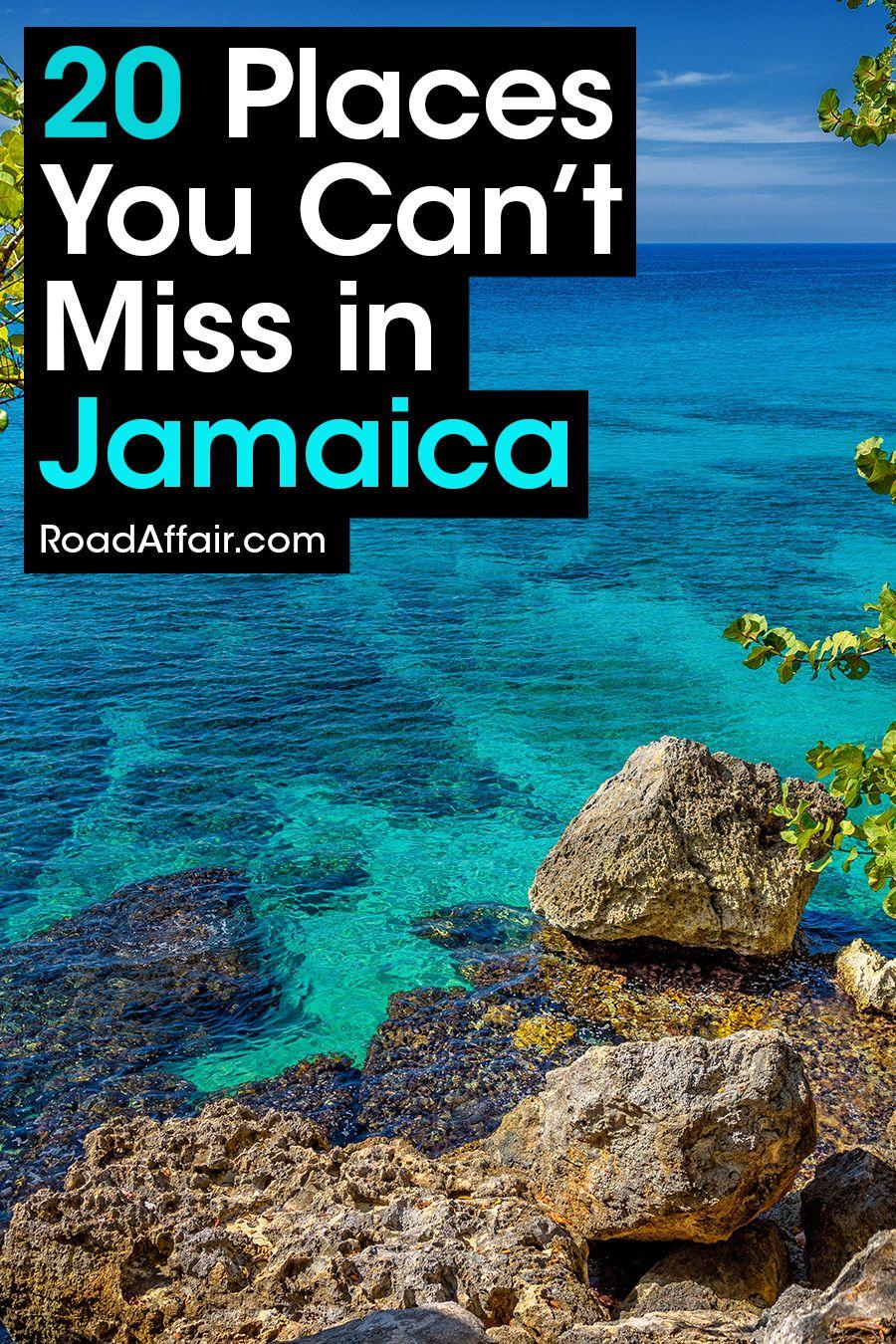 jamaica places visit vacation negril spots travel roadaffair cool road