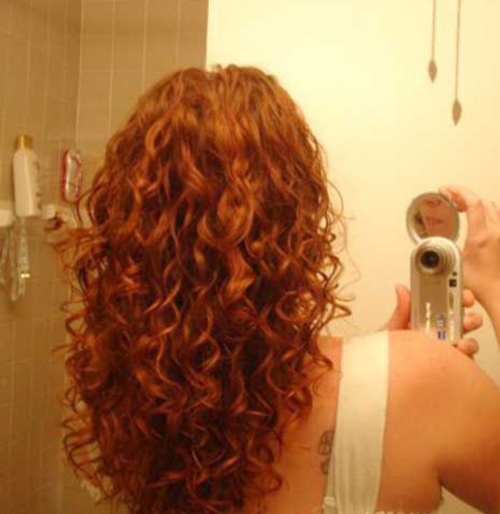 Loads Of Layers Long Curly Haircuts Haircuts For Curly Hair Hair Styles