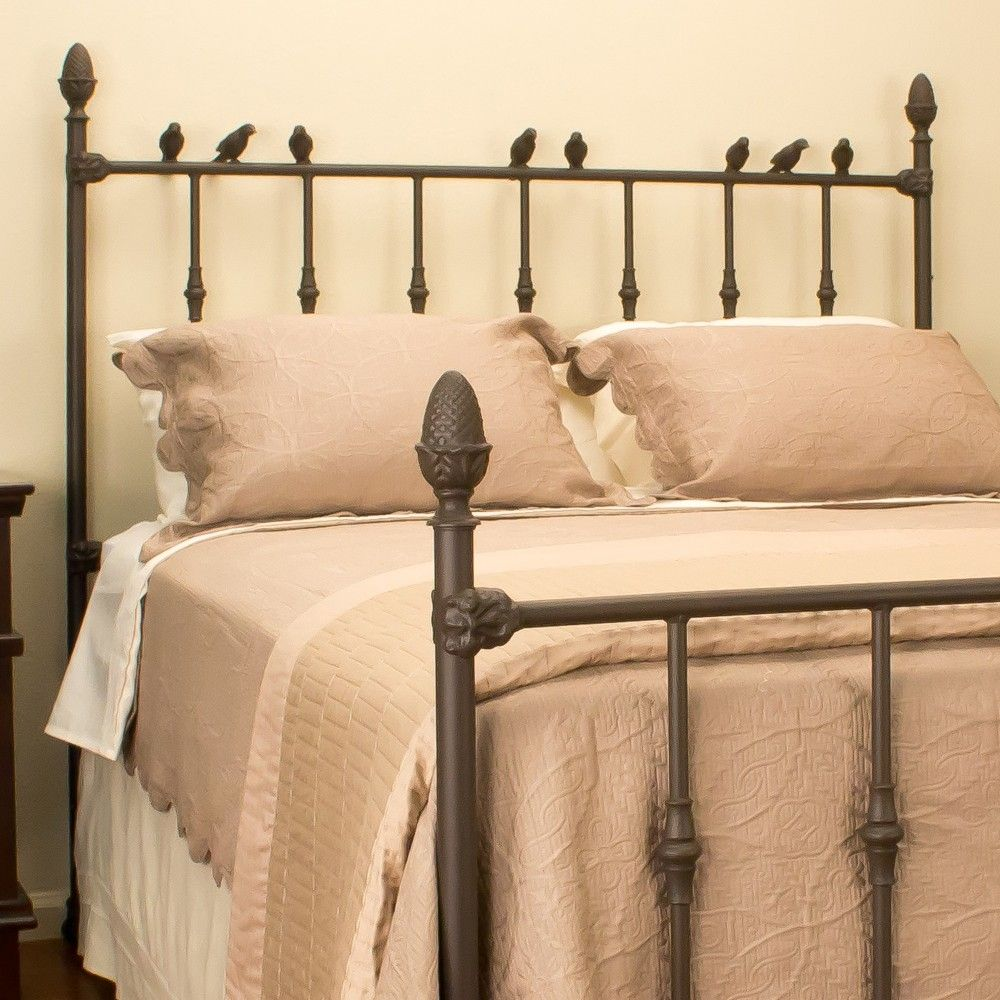 benicia foundry ironworks passero iron bed by humble abode the