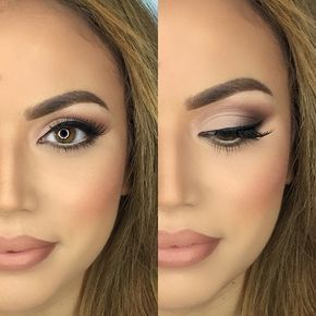 Natural Makeup Looks. Simple, Everyday, Easy Look and Ideas For Brown Eyes, Tutorial For Teens, African American Women, For Blondes, For Black Women and For ...