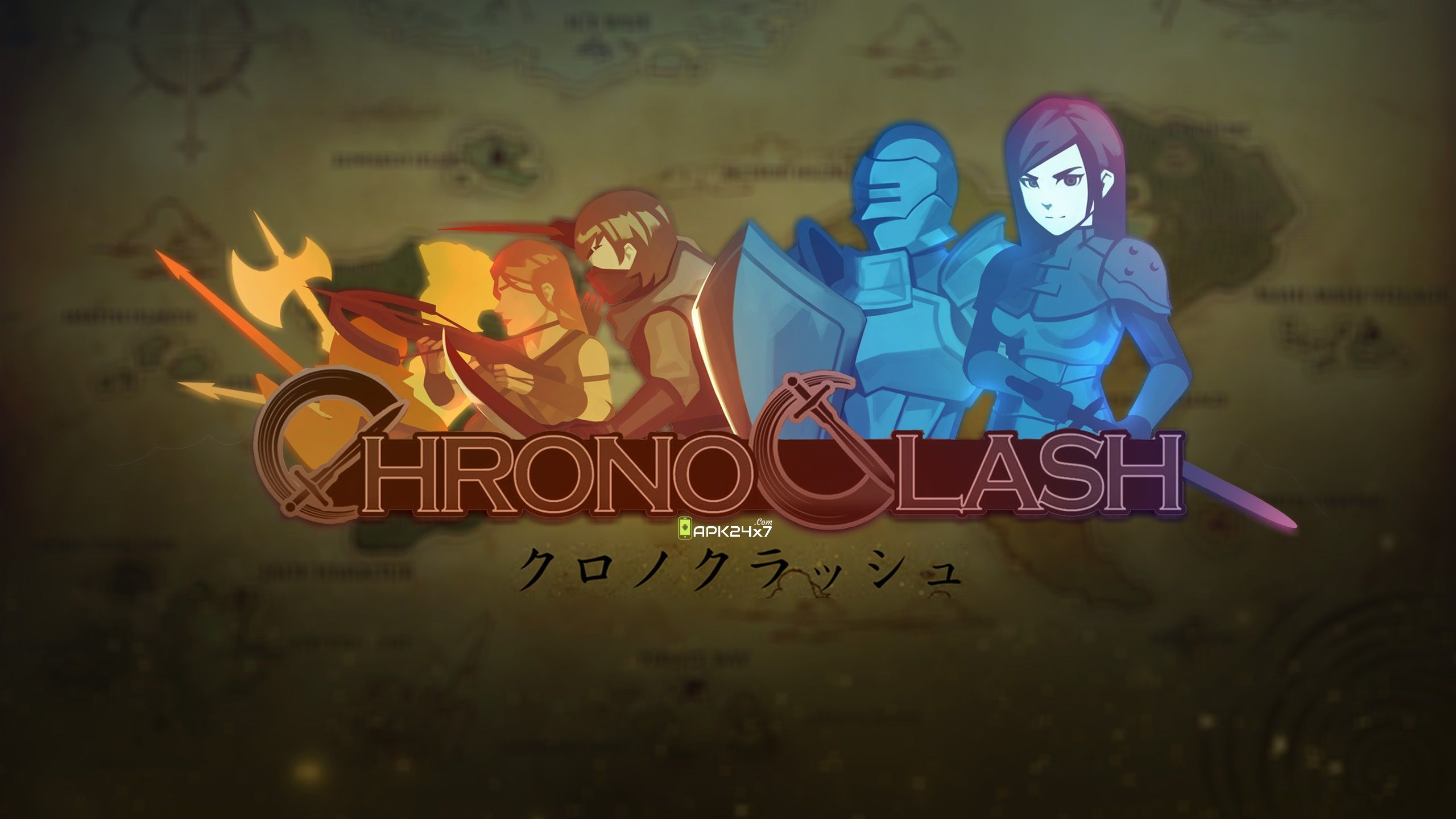 Chrono Clash V1 0 161 Mod Apk With Images Android Games