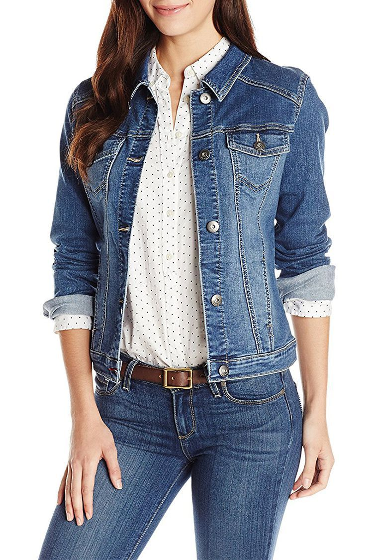 Classic Denim Jackets You Ll Have For Life Denim Jacket Women Denim Jacket Denim Coat Women [ 1125 x 750 Pixel ]