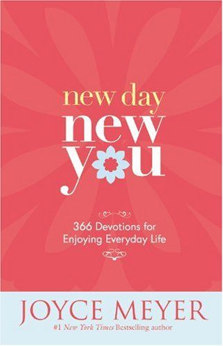 Bestseller Books Online New Day, New You: 366 Devotions for Enjoying Everyday Life Joyce Meyer $10.87  - http://www.ebooknetworking.net/books_detail-044658195X.html