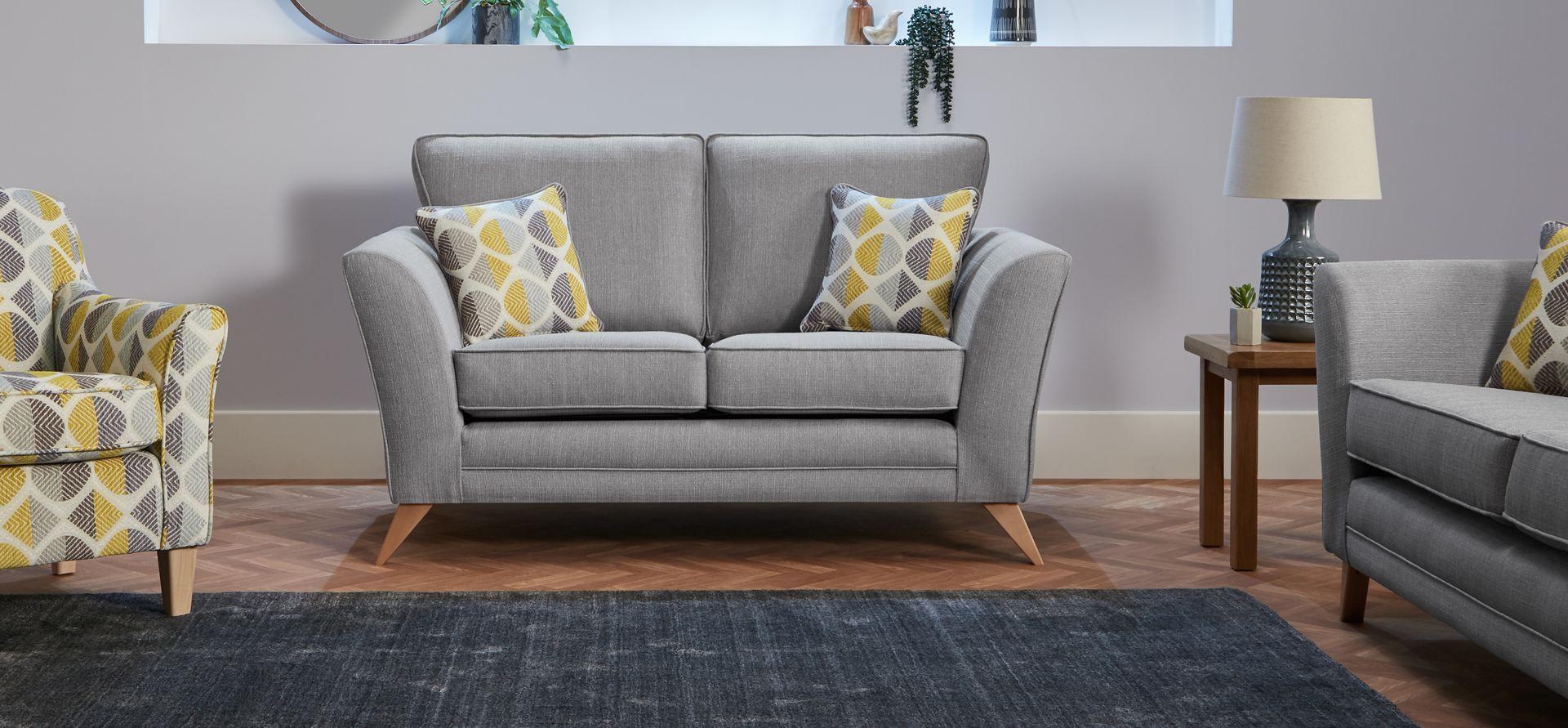 Helios 2 Seater Sofa Standard Back Scs Sofa Corner Sofa Fabric Seater Sofa
