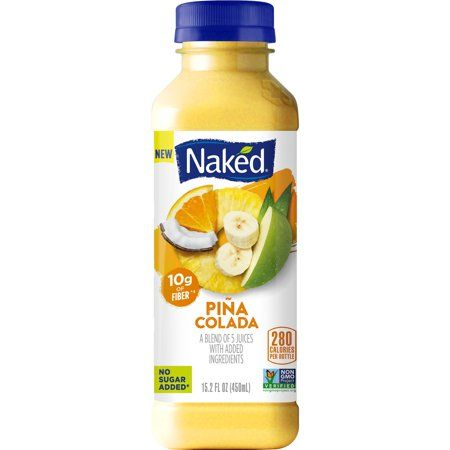 Naked Juice Tropical Protein