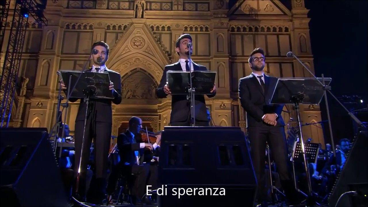 Nessun Dorma   Il Volo   With Lyrics