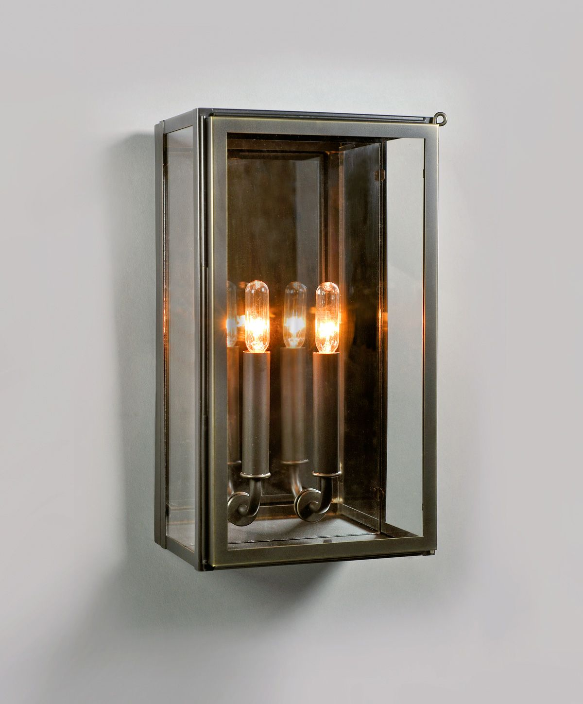 Urban Electric Vic Exterior Sconce.   Indoor wall sconces ... on Electric Wall Sconces Indoor id=35370