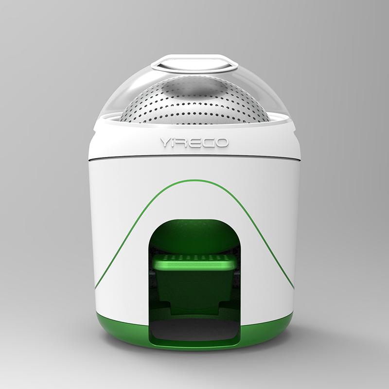 Yirego Portable Washing Machine Power Wash Machine Washing Machine