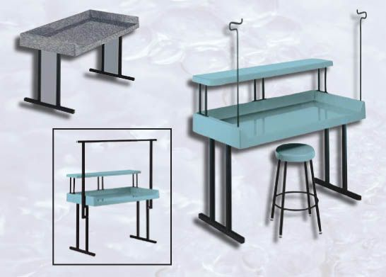 Laundromat Quality Folding Table For The Home