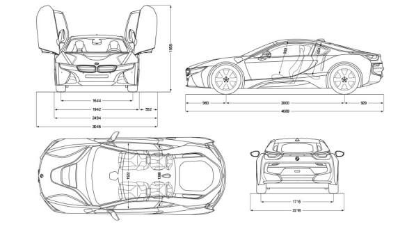 Bmw I8 Coupe Technical Data Demo Pinterest Coupe Bmw I8 And Bmw