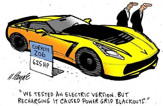 20140114222944 Naias Vetteelectric Color Jpg 540 352 Corvette History Corvette Car Cartoon