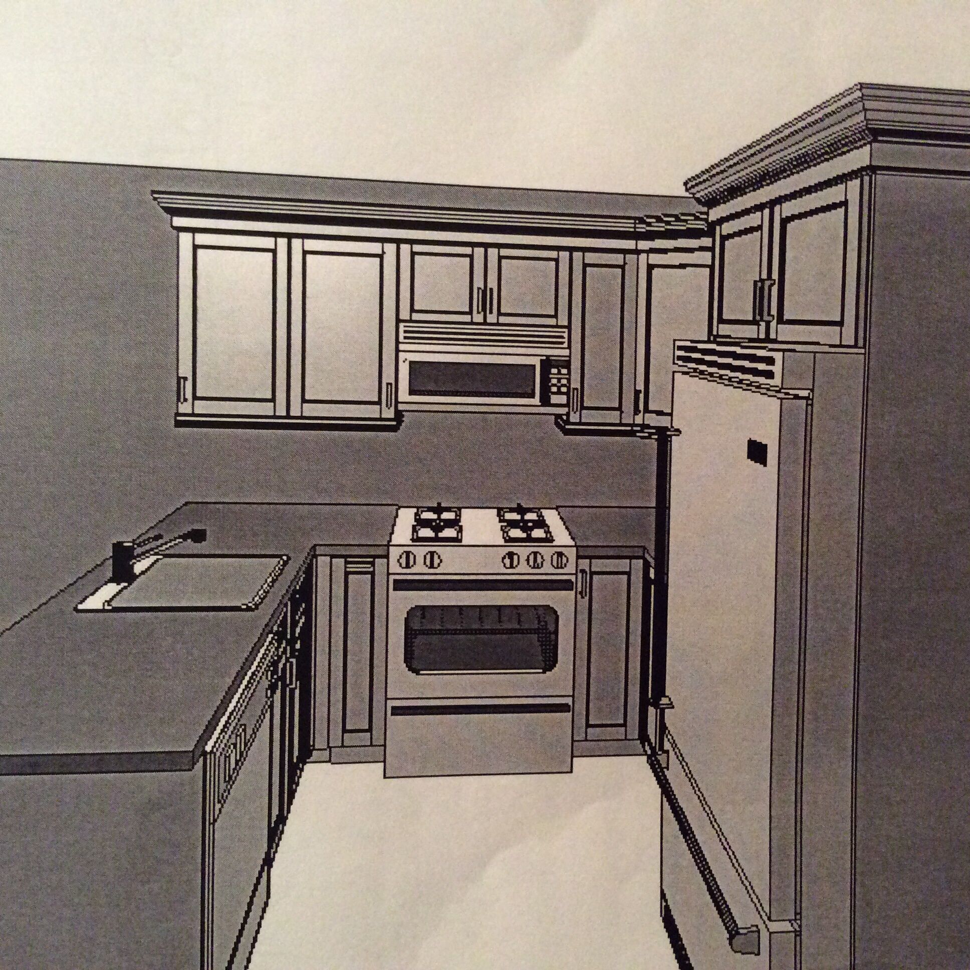 Rona Design Using Orchard Park Cabinetry For Kitchen Dw To Be Fully Integrated Rona Design Kitchen Design