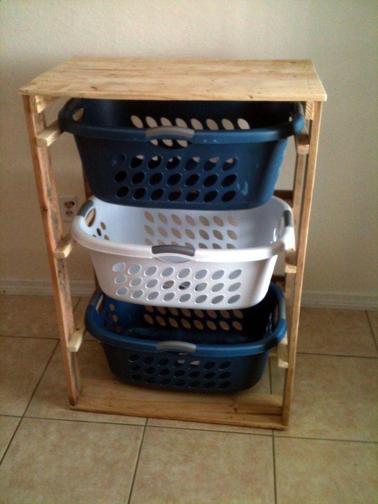 Pallirondack laundry basket dresser do it yourself home projects pallirondack laundry basket dresser do it yourself home projects from ana white solutioingenieria Gallery