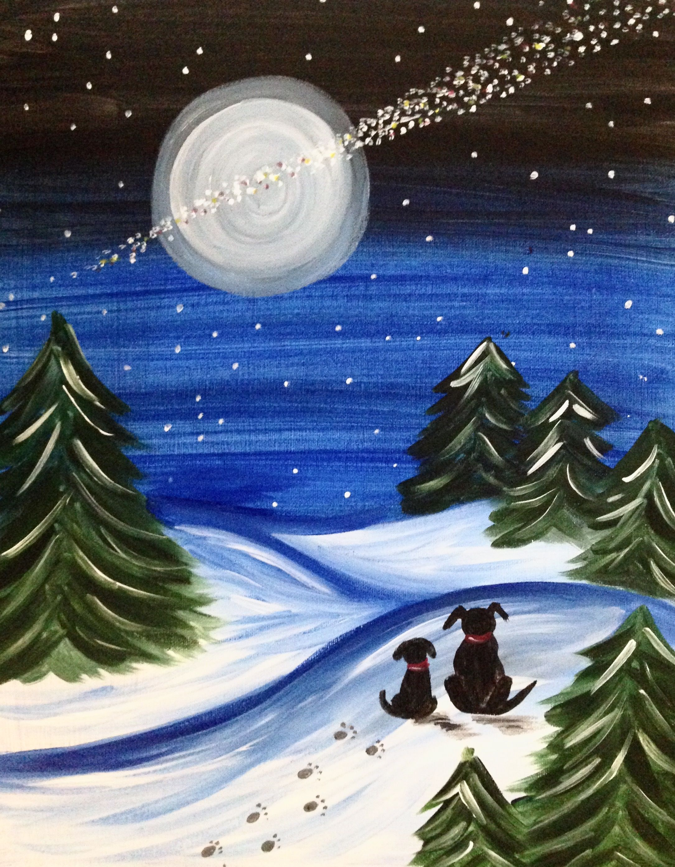 Join Us For A Paint Nite Event Thu Nov 29 2018 At 2 Silver