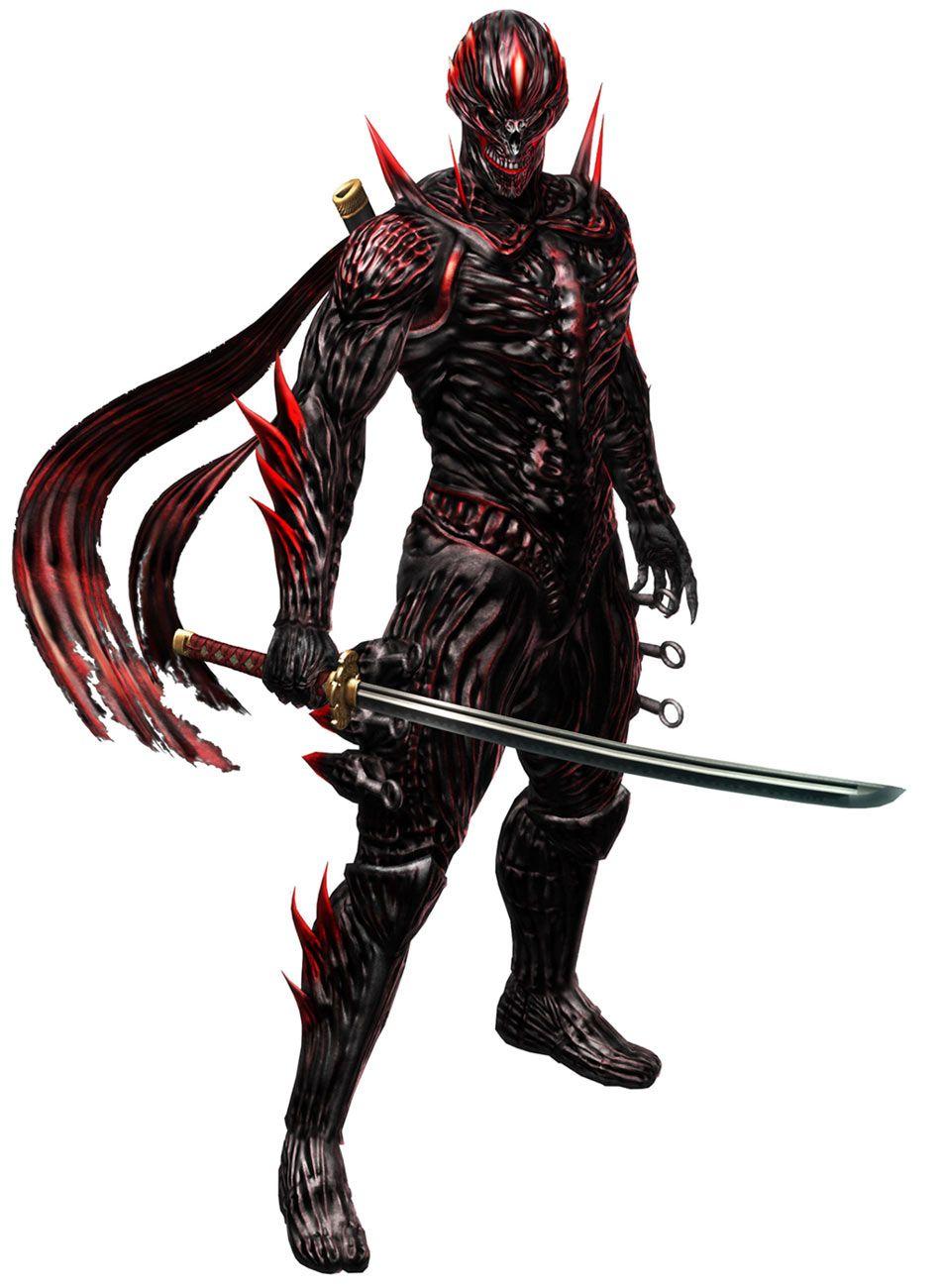 484 Gambar Ninja Gaiden Ninja Game Comic Art Terbaik Ninja