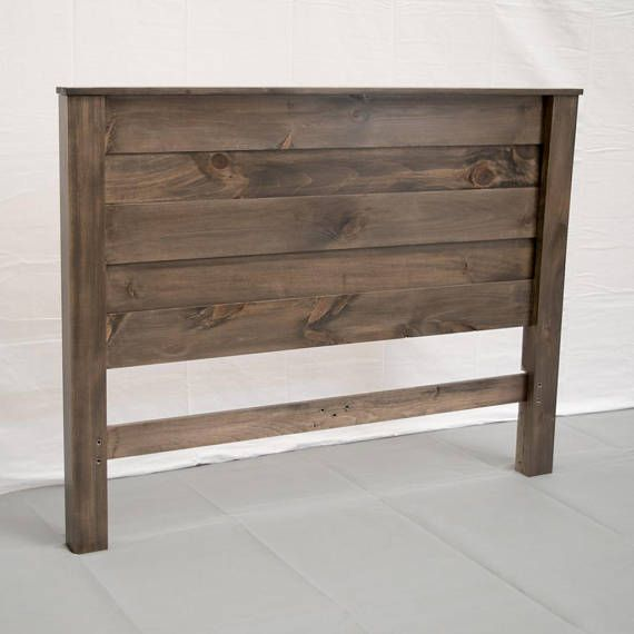 Rustic Farmhouse Headboard / Wood Reclaimed Headboard ...