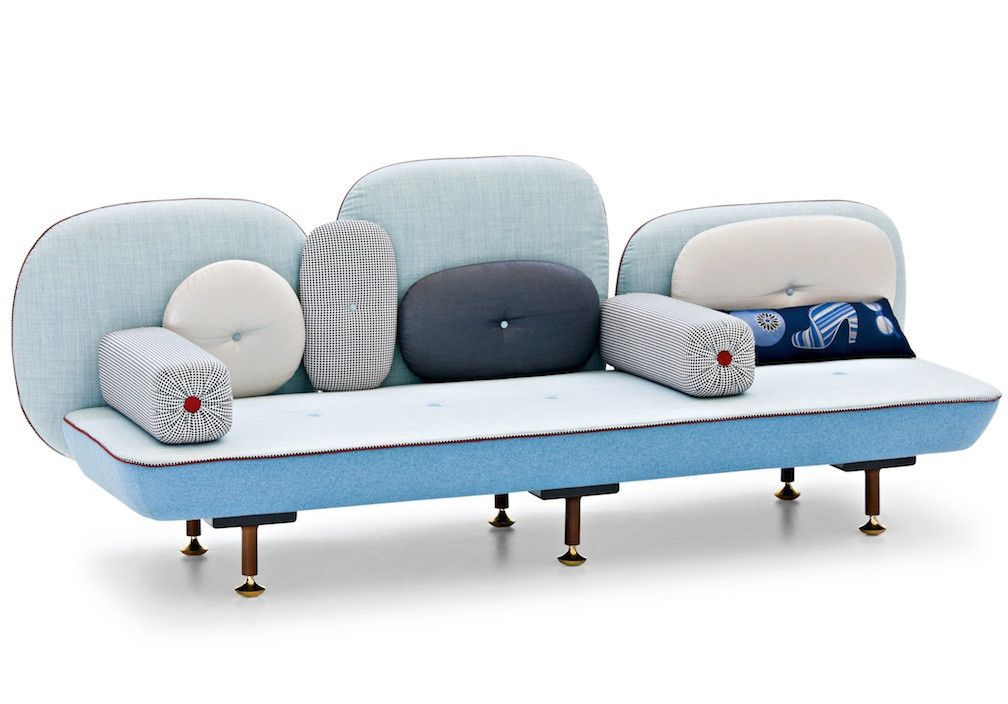 Pictures of My Beautiful Backside Sofa by Moroso