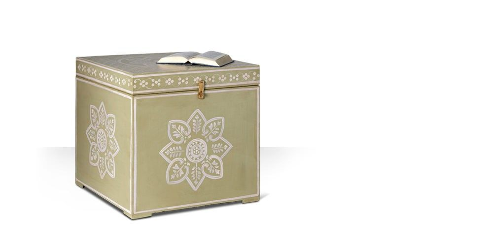 Swoon Editions The decorative accent box in desert – just £109