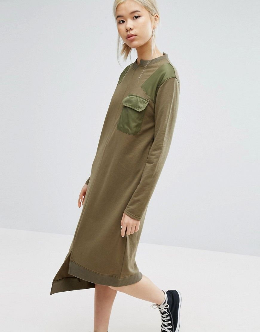 Daisy street reconstructed military dress pinterest military