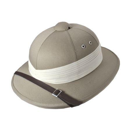 Possible Hat for Buffalo Jones Village Hat Shop African Safari Pith Helmet 508c7fde75a