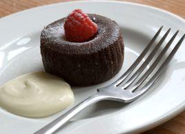 Brownies choco-framboise | Recettes | Mon assiette | Plaisirs Santé