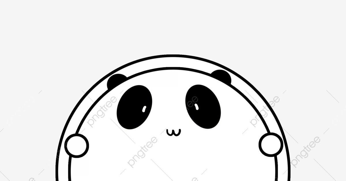 32 Gambar Kereta Kartun Hitam Putih Kartun Haiwan Bulat Hitam Dan Putih Panda Comel Tangan Unsur Gambar Kereta Kartun Templat Mu Kartun Gambar Gambar Kartun