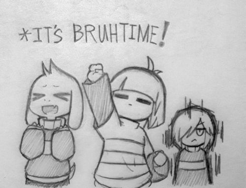 EpicTale Asreal, Pacifist Frisk and Chara | Undertale