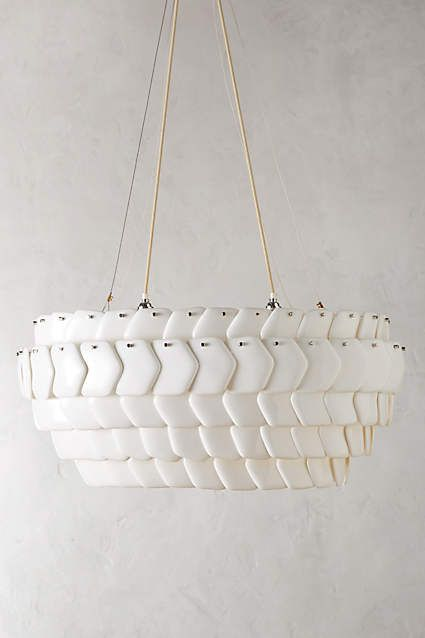 Pembridge Bone China Pendant Lamp - anthropologie.com ...
