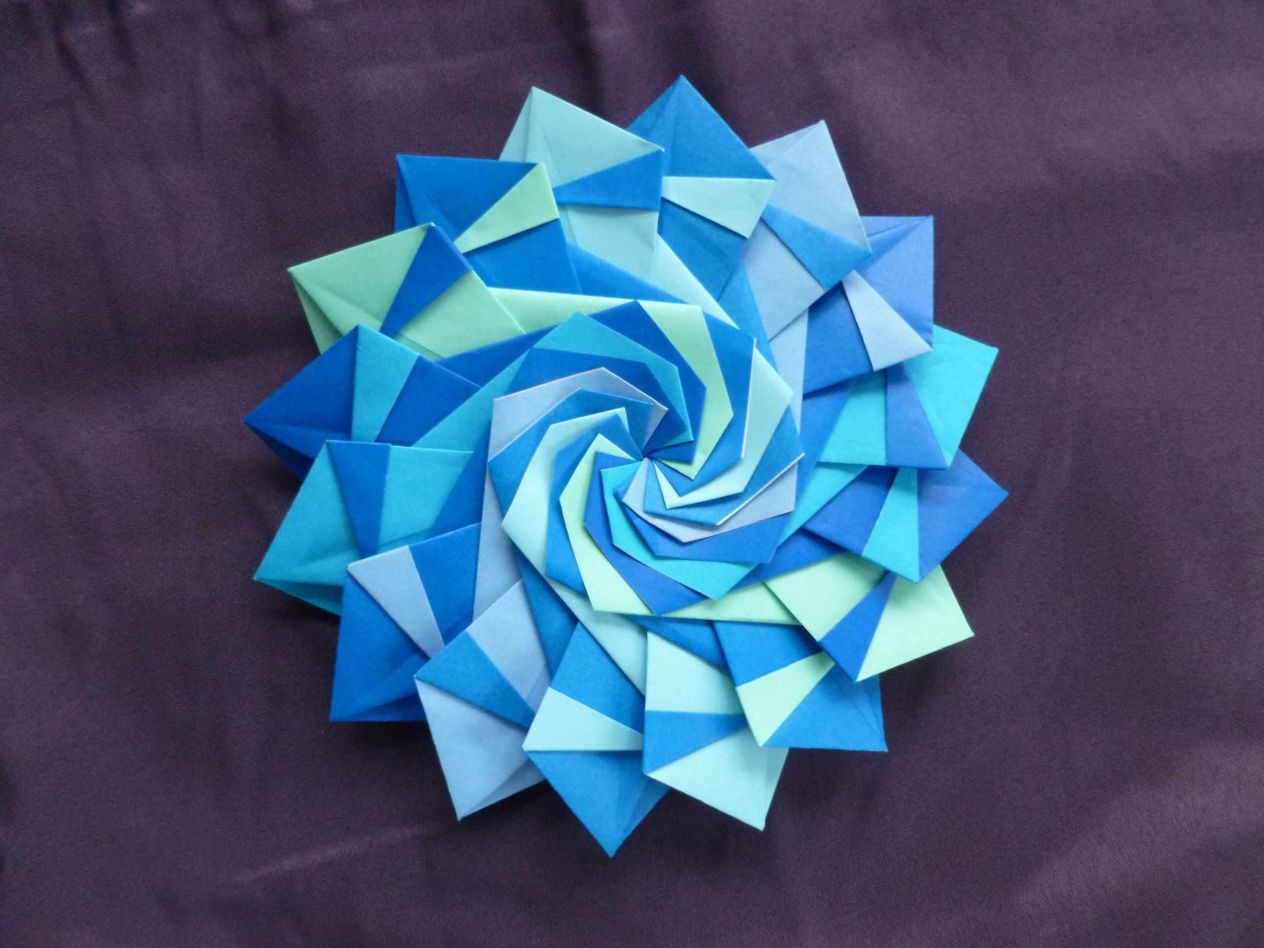Star Festival [pdf] | OrigamiUSA | Origamis | Origami ... - photo#12
