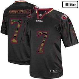 56b578eec28 ... 49ers 7 Colin Kaepernick Limited White 2013 Super Bowl NFL Joe Montana Elite  Nike Lights Out Joe Montana Elite Jersey at Shop.