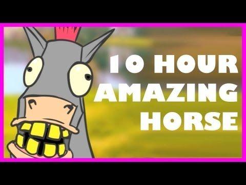 Amazing Horse 10 Hours Youtube Horses Amazing 10 Things