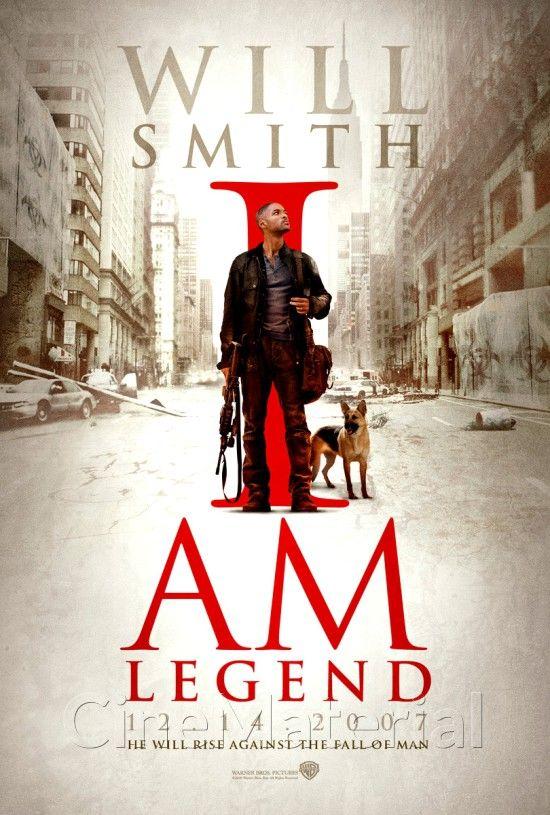 I Am Legend-Movie