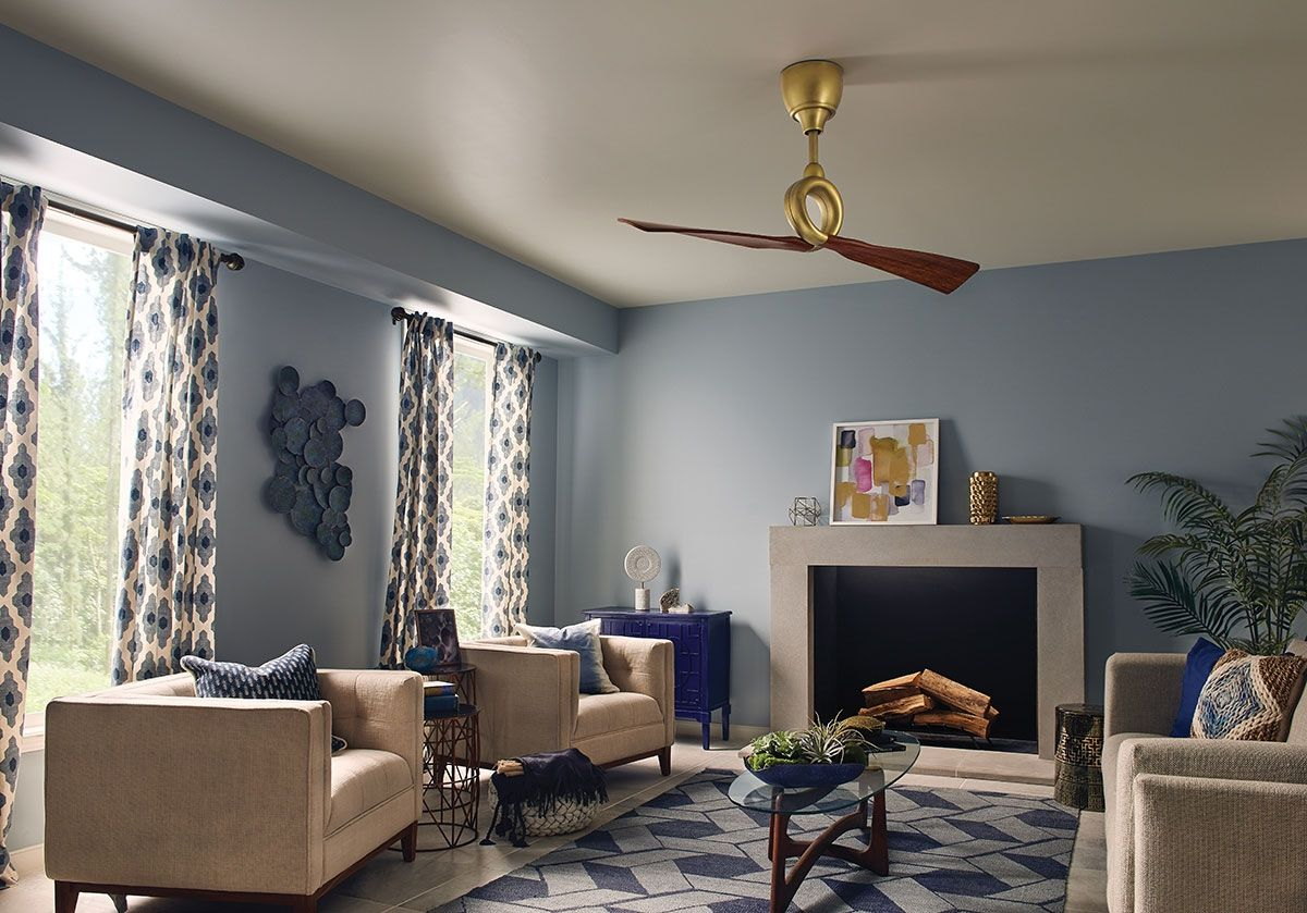 Home Decorators Collection ceiling fans come in a variety