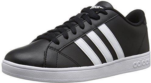 adidas le scarpe casual basale w nero classico bianco