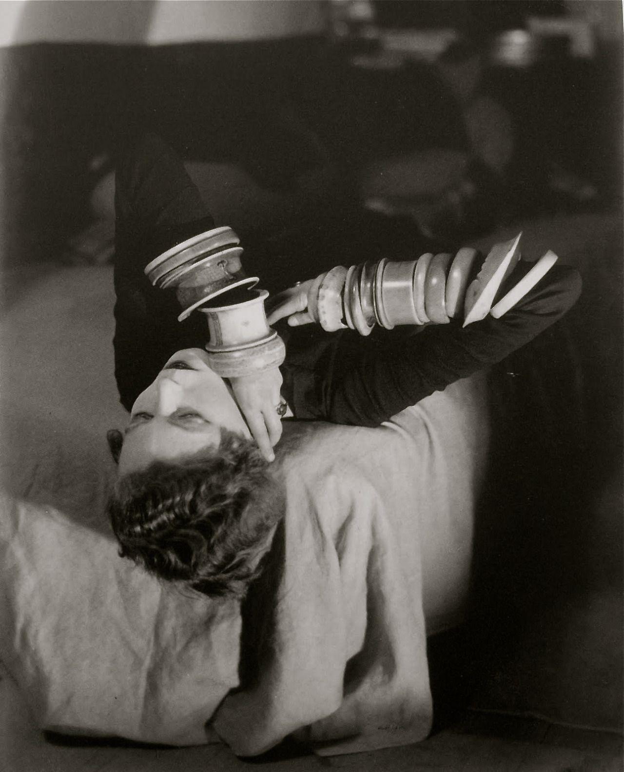 Nancy Cunard, Man Ray, Cunard
