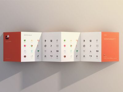 brochure graphic design pinterest brochures