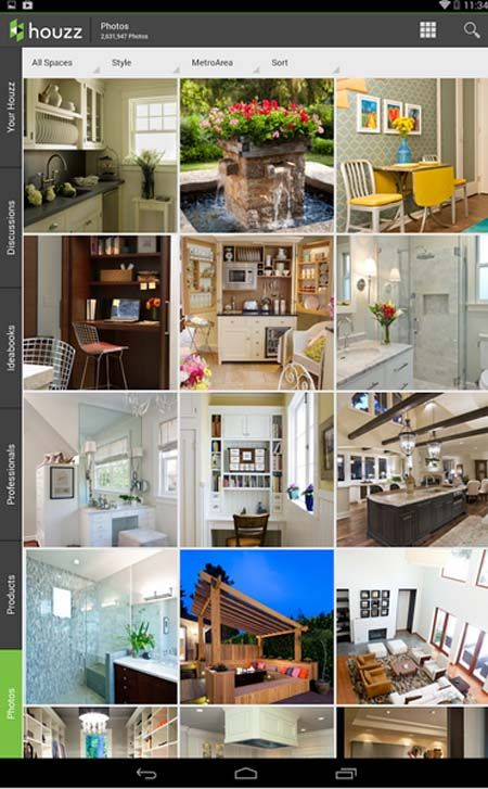 Houzz interior design ideas android market best apps download free find inspiration by browsing two million photos for decorating also rh pinterest