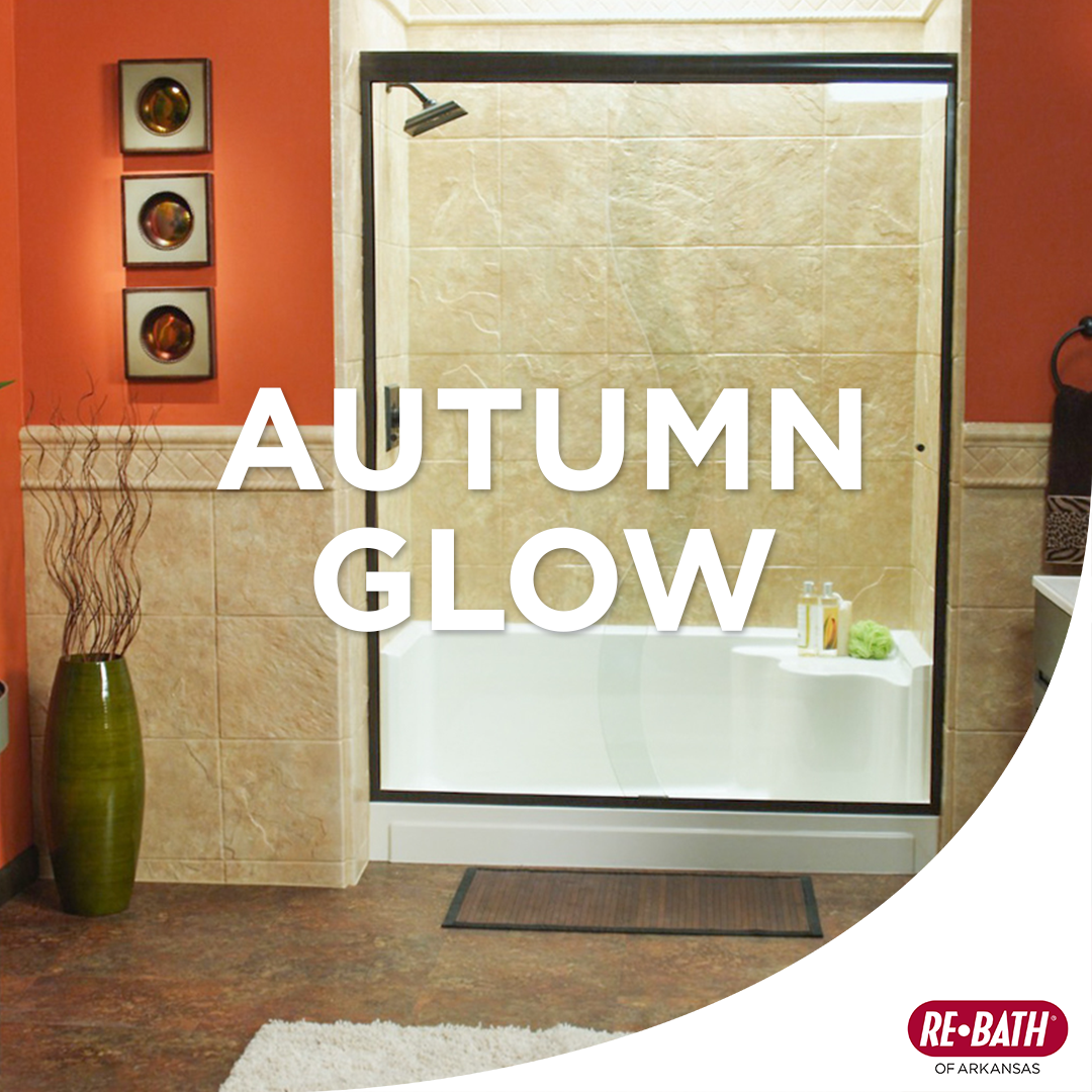 The air is cooling down but the shower\'s warming up. What better way ...