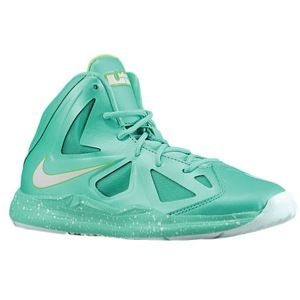 new concept 01223 5ac98 Nike Air Max Lebron X Low - Boys  Preschool - Crystal Mint Poison  Green Fiberglass