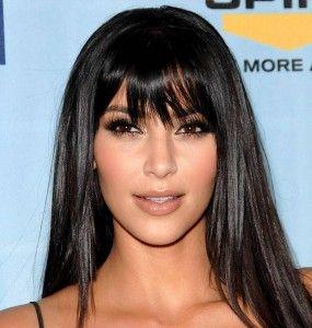 Hairstyle Blog Hair Styles Hair Care Prom Hairstyles Kim Kardashian Hair Hairstyles With Bangs Kardashian Hair
