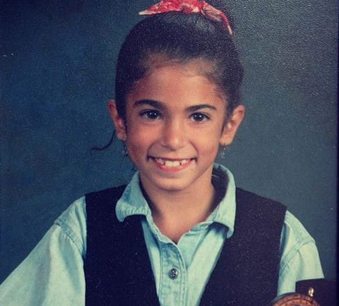 Before this grinning girl was a twi-hard actress she was just another girl smiling for her class photos in Los Angeles, California. Nikki Reed