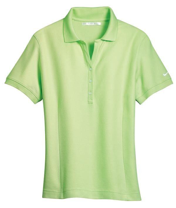 Like This Golf Shirt - Nike Golf - Ladies Pique 100% Cotton Polo 74f0e730d